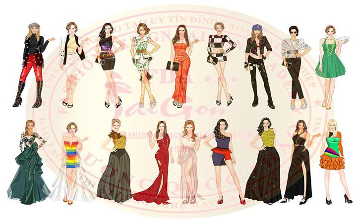 thiết kế thời trang11