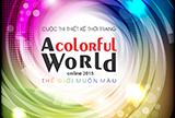 Cuộc thi Thiết kế thời trang Online 2015 với chủ đề