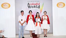 BST đạt giải trong Cuộc Thi Thiết Kế Thời Trang 2015 A Colorful World