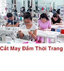 Cắt May Đầm Váy Thời Trang - Chương trình đào tạo chất lượng cao