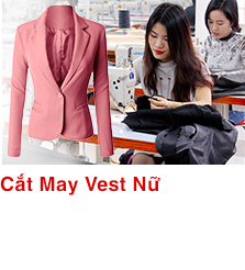 Khóa Học Cắt May Vest Nữ Thời Trang - Chương trình đào tạo chất lượng cao