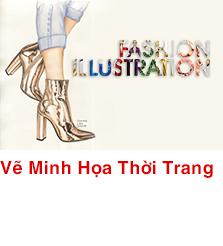 Lớp vẽ minh họa thời trang - Fashion illustration