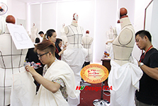 Fashion Draping - Thiết kế rập 3D cao cấp trên Manocanh