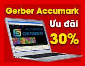 Khóa học Gerber Accumark bản quyền mới nhất Ưu đãi 30% học phí