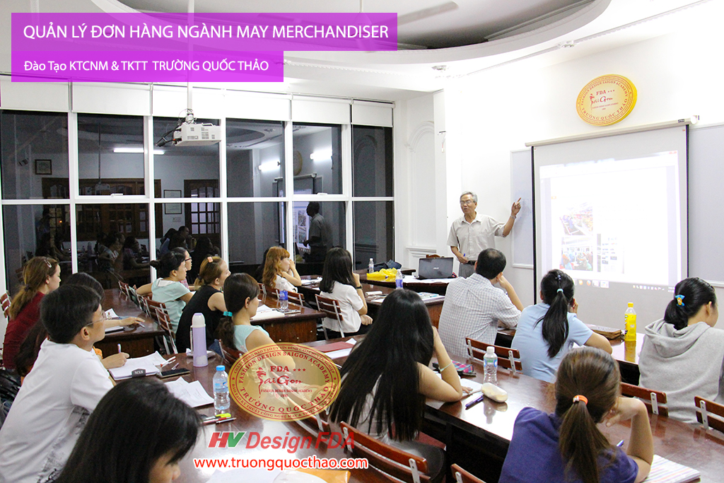 quan ly don hang nganh may merchandiser