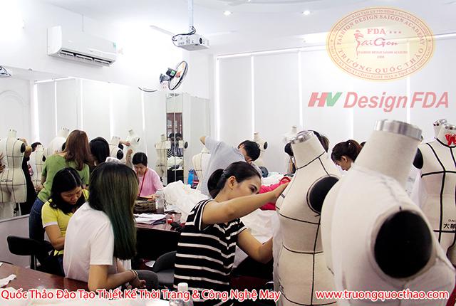 Lớp học Thiết kế rập 3D trên manocanh – Thiết kế thời trang