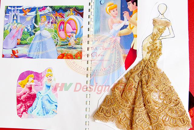 Bài phát triển ý tưởng thiết kế thời trang