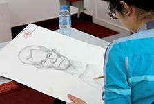 Khóa học vẽ hình họa