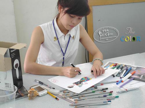 Chung kết cuộc thi The Color 2012 - Phần 1