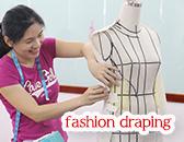 Tuyển sinh khóa học Fashion Draping – Chương trình Mới – Ưu đãi Mới