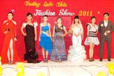 Fashion Show 2011 tại Trường Quốc Thảo