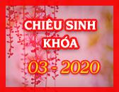 Chiêu Sinh Các Khóa Học Tháng 03/2020 tại Học Viện FDA Sài Gòn