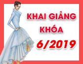 Lịch Khai Giảng các khóa học Thiết kế thời trang & Công nghệ may Tháng 6/2019