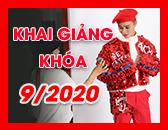 Lịch khai giảng các khóa học Thiết kế thời trang & Công nghệ may Tháng 09 và 10/2020