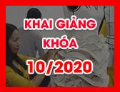 Lịch Khai Giảng Các Khóa Học Tháng 10/2020 tại Học Viện FDA Sài Gòn