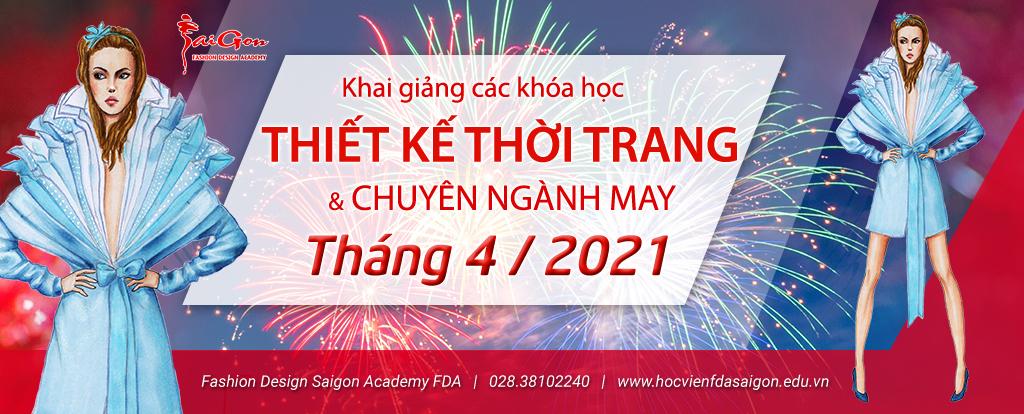 Lịch Khai Giảng Các Khóa Học Tháng 4 / 2021 tại Học Viện FDA Sài Gòn