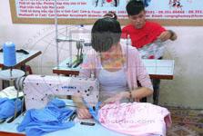 Lớp học cắt may đầm thời trang tại Quận 3 - TP HCM