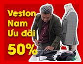 Khóa học cắt may Vest nam cao cấp Ưu đãi 50% học phí