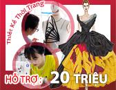 Xét tuyển bổ sung ngành Thiết kế thời trang Đợt 2 năm 2018 ở TpHCM