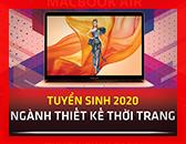 Tuyển Sinh 2020 Chuyên Ngành Thiết Kế Thời Trang Tại Tp HCM