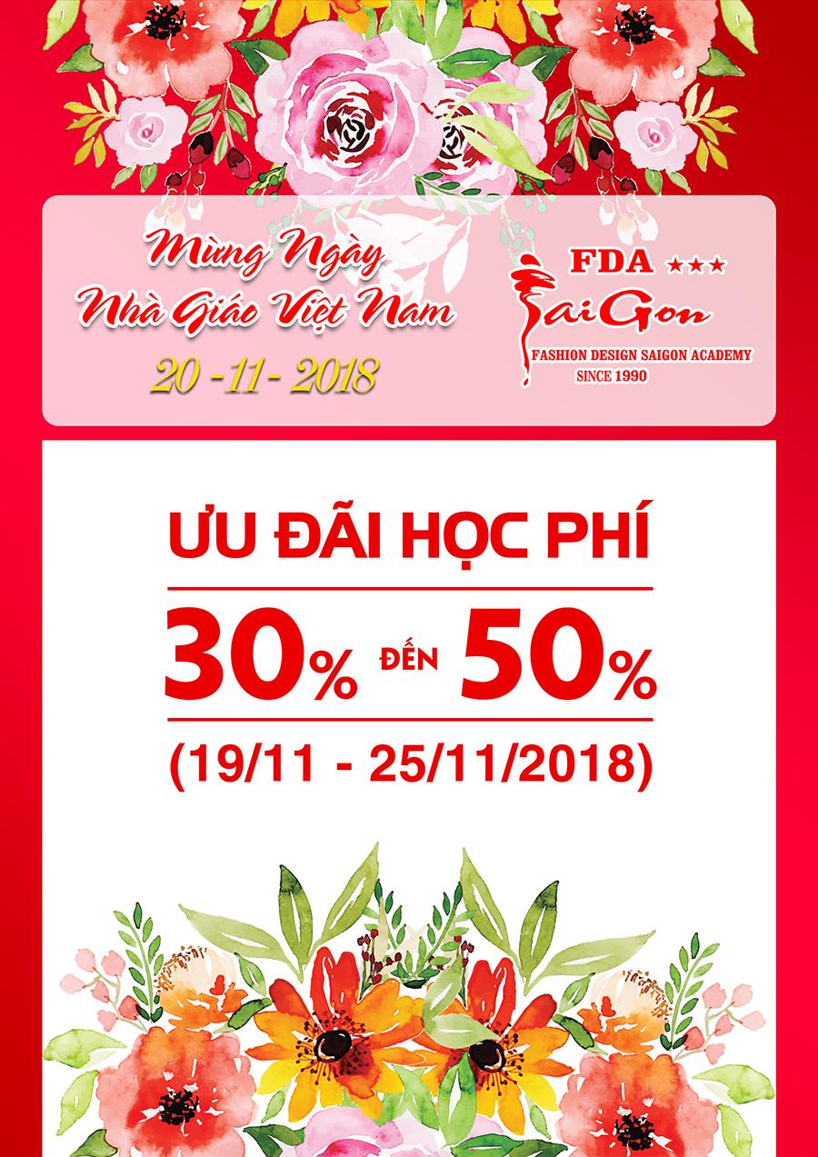 Mùa Tri Ân - Mừng Ngày Nhà Giáo Việt Nam 20-11-2018