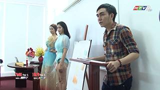 Học ngành Thiết kế thời trang và Công nghệ may tháng 7/2016 - HTV9